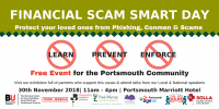 Financial Scam Smart Day Highlights